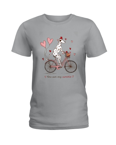 Dalmatian Sweetie