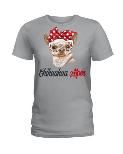 Cute Chihuahua Mom Shirt