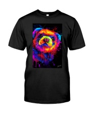 Ferret Water Color  Classic T-Shirt thumbnail