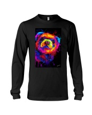 Ferret Water Color  Long Sleeve Tee thumbnail
