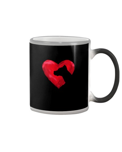 Pitbull heart