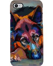 German Shepherd Water Color Art W30 Phone Case thumbnail