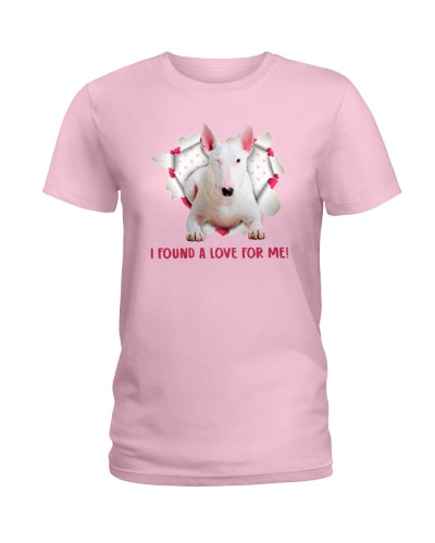 Bull Terrier I Found A Love For Me