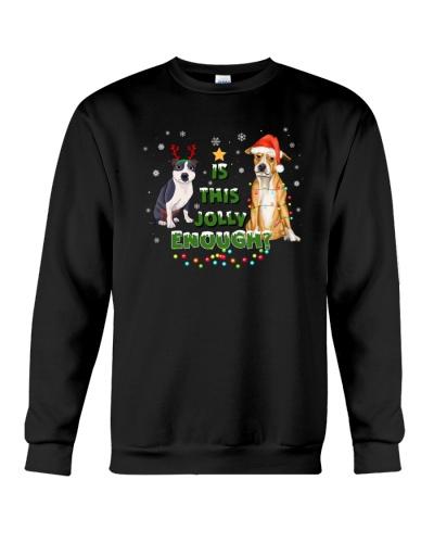 Stafforshire jolly Christmas Gift