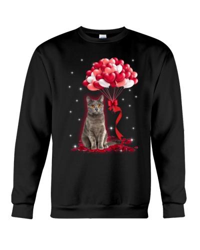 Chartreux Cat Love