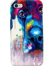 Great Dane Face Art Flow Y10 Phone Case thumbnail