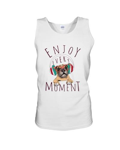 Enjoy Every Moment Boxer Dog