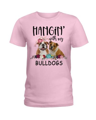 Bulldog Hanging