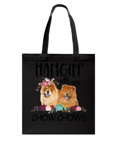 Chow chow hanging