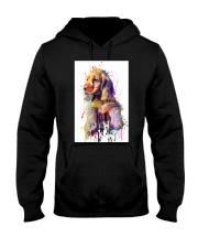 Cocker Spaniel Poster Flow Art V1 Hooded Sweatshirt thumbnail