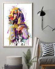 Cocker Spaniel Poster Flow Art V1 11x17 Poster lifestyle-poster-1