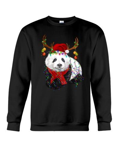 Panda Christmas Gift