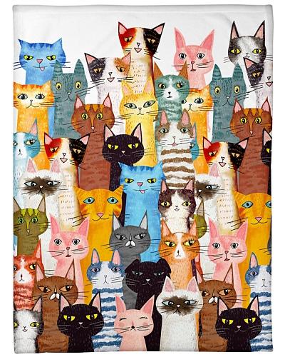 Cat Multi Poster