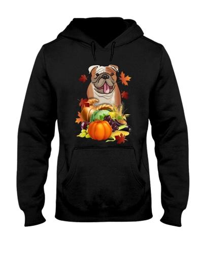 Bulldog thanksgiving