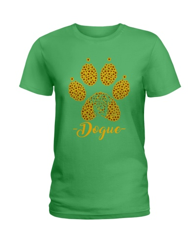 Dogue sunflower
