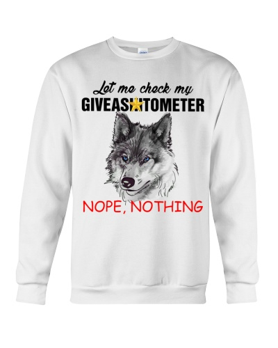 Wolf Nothing