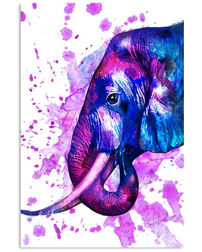 Elephant water colors