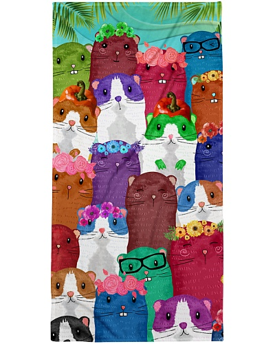 Guinea Pig Multi Bath Towel