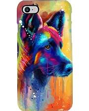 German Shepherd Water Color Art Flow A50 Phone Case thumbnail