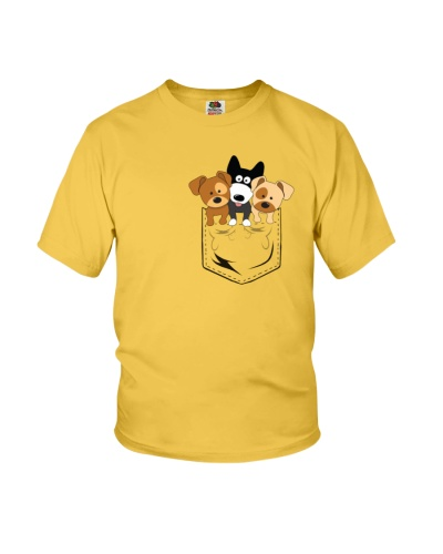 Dog pocket
