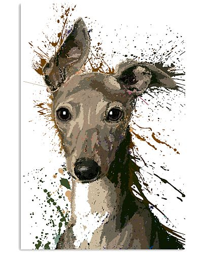 Greyhound Unique Art Q1