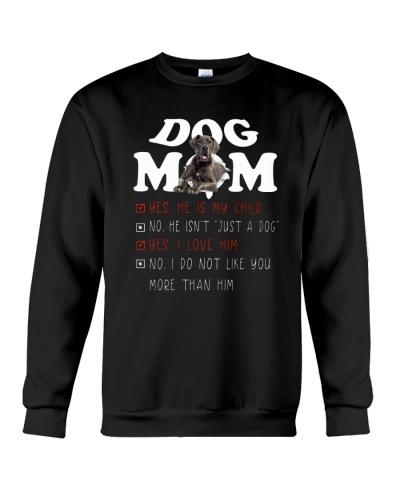 Great Dane Dog mom