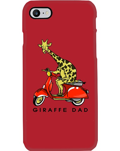 Giraffee Dad