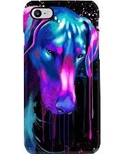 Doberman Water Color Phone Case thumbnail