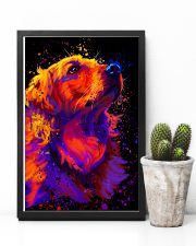 Golden Retriever Water Color 16x24 Poster lifestyle-poster-8