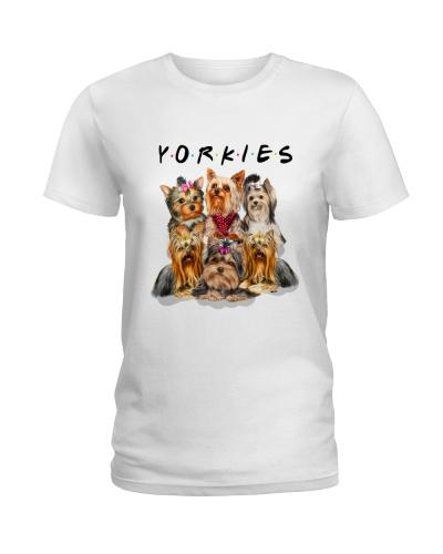 Yorkie Friends