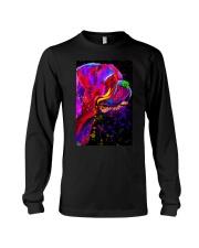 Dogue Water Color Art C10 Long Sleeve Tee thumbnail