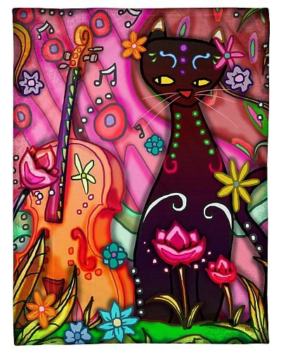 Cat hippie