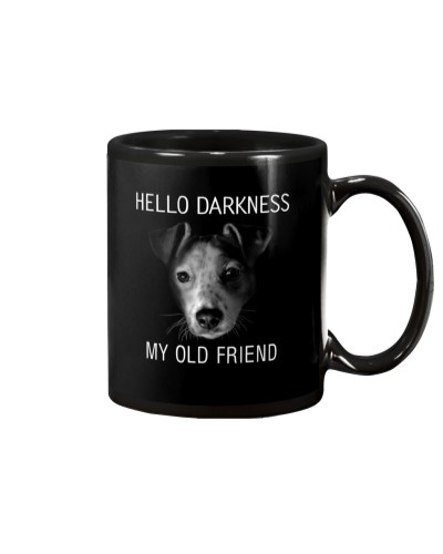 Jack russell darkness
