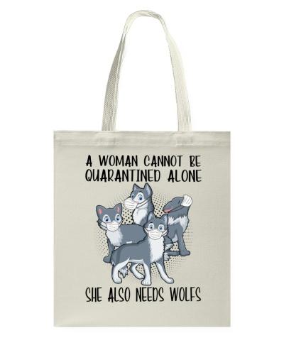 Wolf Quarantined