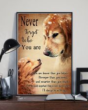 Golden Never Forget 16x24 Poster lifestyle-poster-2