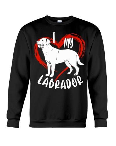 Labrador I My Dog