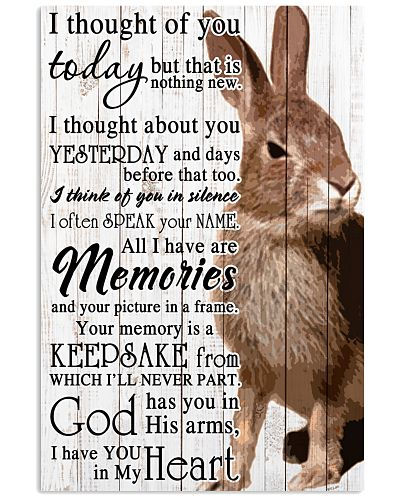 Rabbit Memories