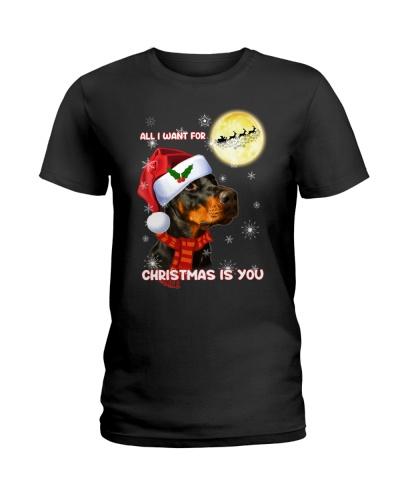 Doberman christmas Gift