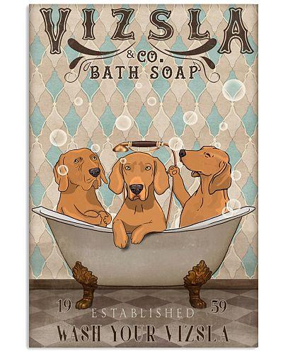 Vizsla Bath Soap
