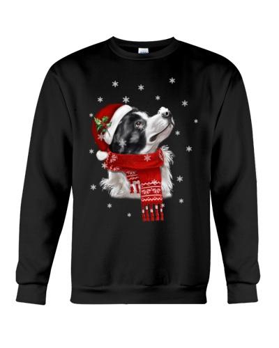 Border Collie Christmas Gift