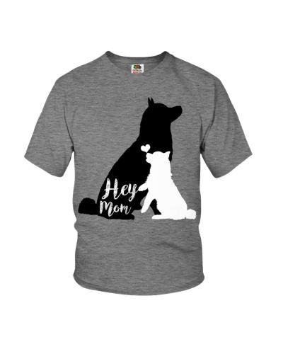 Husky Hey Mom