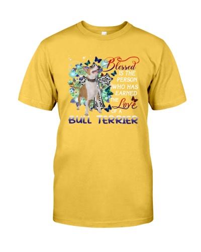 Bull Terrier Blessed