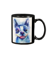 French bulldog Water Color Art Flow X10 Mug thumbnail