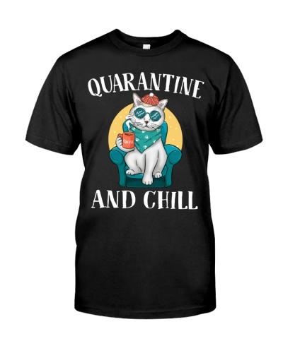 White Cat Quarantine