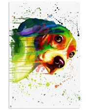Beagle Water Color 11x17 Poster thumbnail