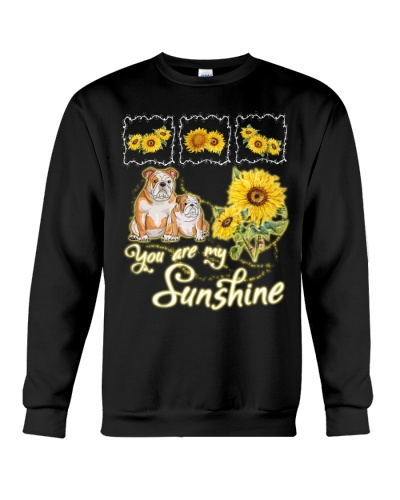 Bulldog my sunshine