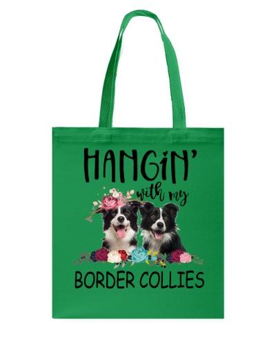 Border Collie pink