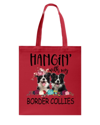 Border Collie pink