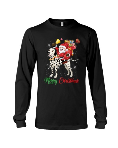 Dalmatian Christmas  Gift