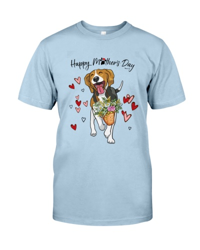 Beagle Mother's Day